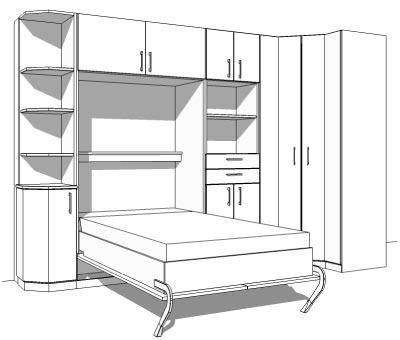 faltbett jetzt planen schrankbett. Black Bedroom Furniture Sets. Home Design Ideas