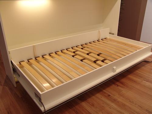ergonomische federholzleisten schrankbett. Black Bedroom Furniture Sets. Home Design Ideas